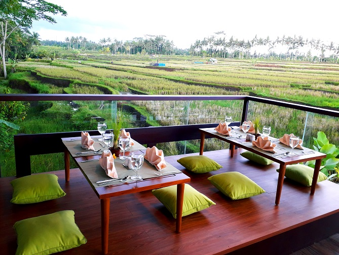Ubud Accomodation With  Rooms